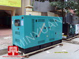 The set of Deutz generator was deliovered to customer in Ha Tinh province on 2010 September 17th