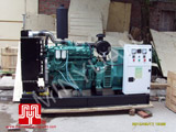 The set of 150KVA YUCHAI genertator was delivered to customer in Bac Ninh province on 2010 September 17th
