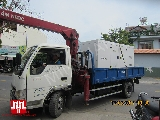 The Set of 100kva Cummins generator was delivered to customer in HCM on 15/05/2017