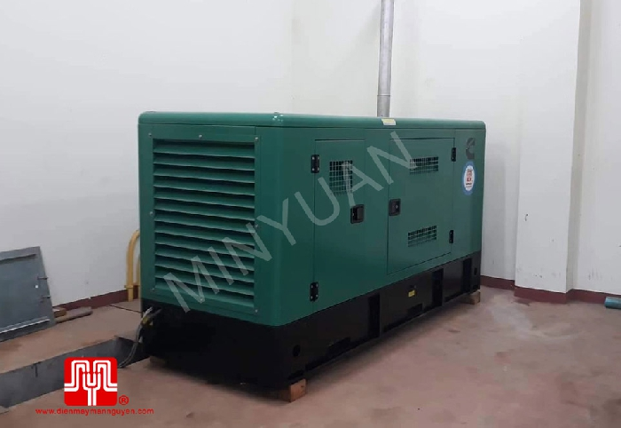 The Set of 100kva Cummins generator was delivered on 29/11/2019