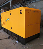 The Set of 250kva Cummins generator was delivered on 19/05/2019