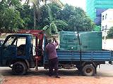 Máy phát điện Cummins 60kva bàn giao Cambodia 30/05/2017