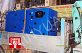 The set of Shangchai generator was delivered to customer in Ha Noi on 2010 March 23rd