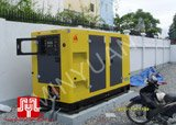 The set of 200KVA CUMMINS generator was delivered to customer in Ho Chi Minh on 2010 November 1st