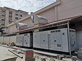 The Set of 625kva Cummins generator was delivered on 20/08/2019