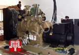 The set of 750KVA Cummins generator was delivered to customer in Ha Noi on 2009 January 20th