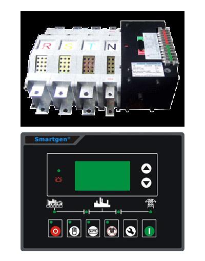 Hệ Thống ATS & Màn hình hiển thị LCD