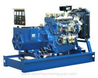 Shangchai diesel power series generator set