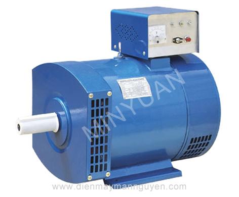 Máy phát điện đồng bộ dòng xoay chiều tự kích từ ba pha/1 pha ST/STC