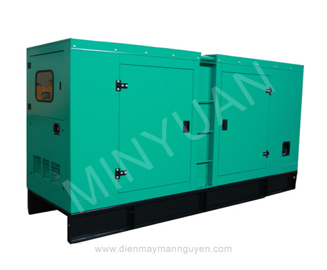 Silent (low noise ) diesel  generator series
