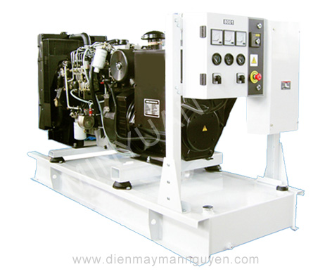 Perkins series diesel generator set