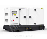 Silent (low noise ) diesel  generator series