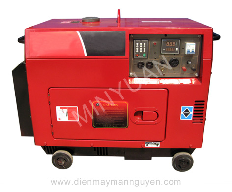 Small Diesel generator set